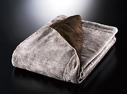 ディーブレス シルクオーラ 極 2枚合わせ掛け毛布
